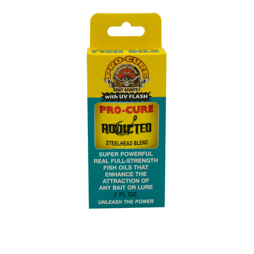 Pro-Cure Addicted Fishing Steelhead Blend Oil