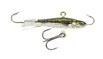 Lunkerhunt Staight Up Ice Jig