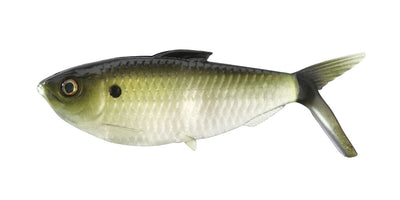 13 Fishing Coalition Bait Co. Dine 4 1/4 inch Soft Swimbait