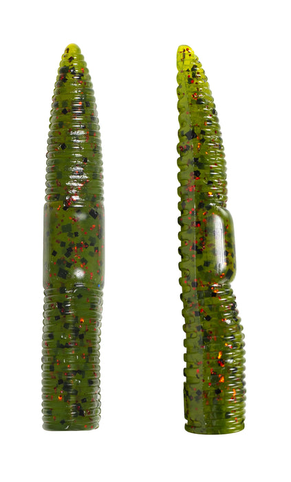 Lunkerhunt Finesse Worm 3 inch Ned Rig Stickworm 8 pack