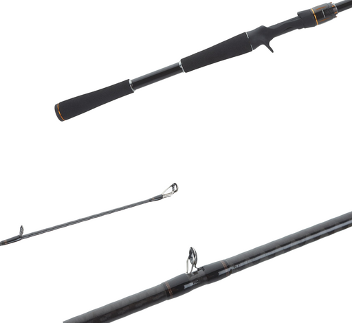 Daiwa Rebellion 2-Piece Casting Rods