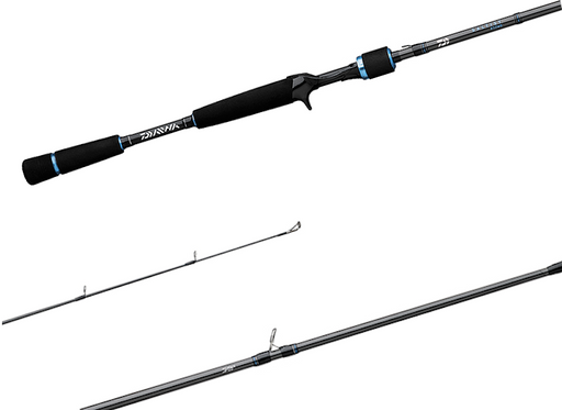 Daiwa Saltist Inshore Conventional Rods
