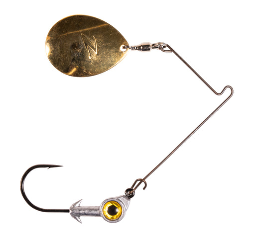Z-Man BullZeye Skirtless Spinnerbait
