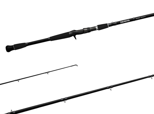 Daiwa Proteus Inshore Conventional Rods w/ Spiral Wrap