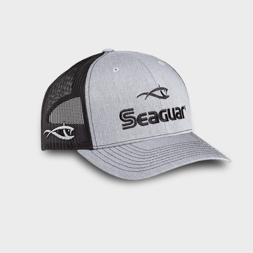 Seaguar Logo Richardson 112 Trucker Cap