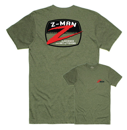Z-Man Z-Badge Logo TeeZ Short Sleeve T-Shirt