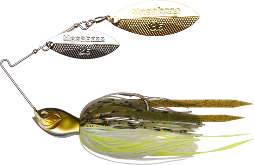 Megabass SV-3 Double Willow Spinnerbait