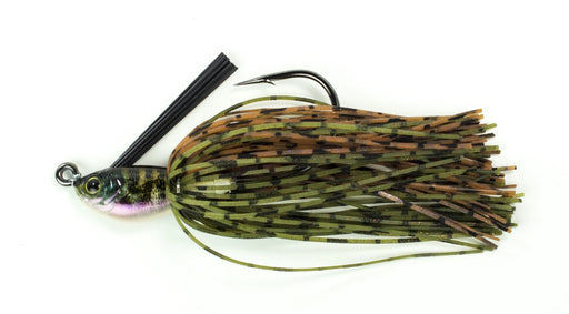 Lunkerhunt Natural Skirted Swim Jig 3/8 oz.