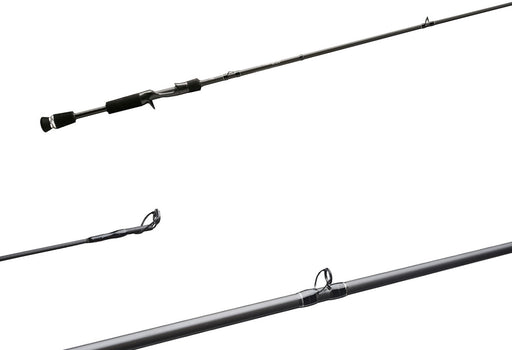 13 Fishing Muse Black Casting Rods