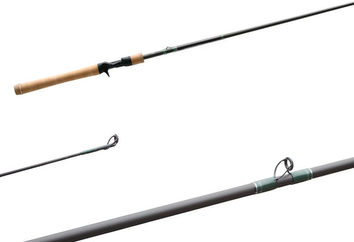 13 Fishing Omen Green 2 Inshore Casting Rods