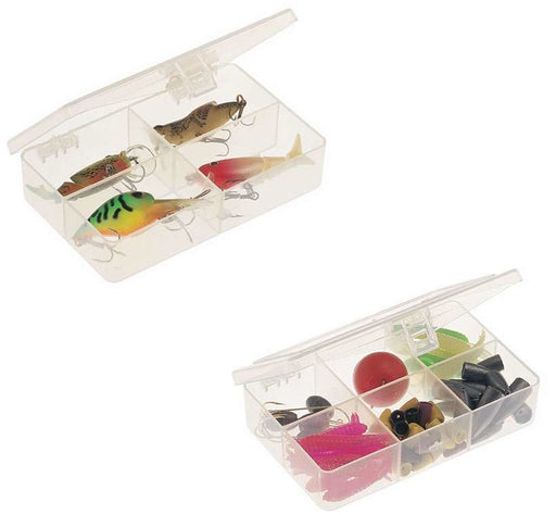 Plano 3448 Series Extra Small StowAway Tackle Boxes 4 Compartment