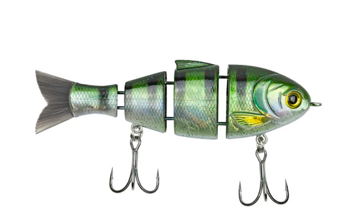 Catch Co. Bucca Baby Bull Shad 3 3/4 inch Hard Body Swimbait