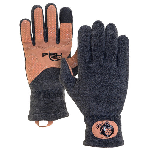 Fish Monkey Task Fleece Fishing Gloves