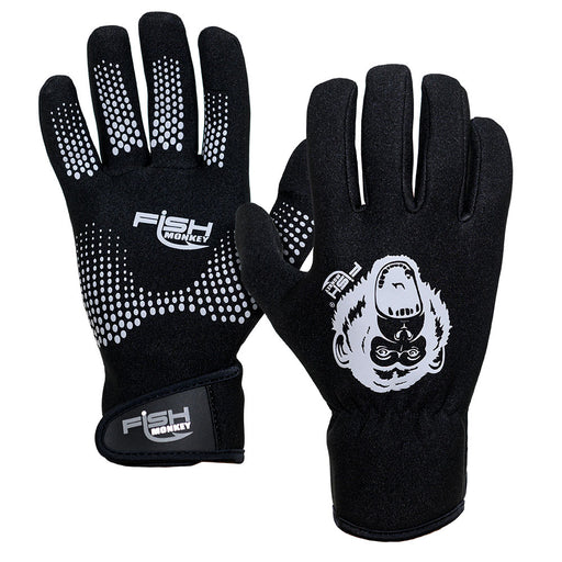 Fish Monkey The Blocker Neoprene Fishing Gloves