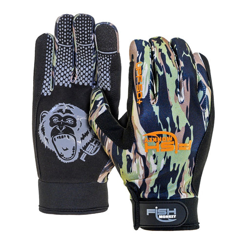 Fish Monkey Free Style Custom Fit Gloves