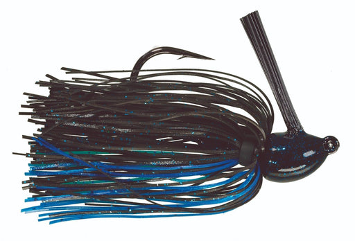 Strike King Hack Attack Heavy Cover Jig Black Blue