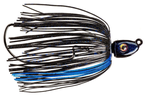 Strike King Swinging Swim Jig Black Blue
