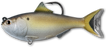 LIVETARGET Menhaden Soft Body Swimbait