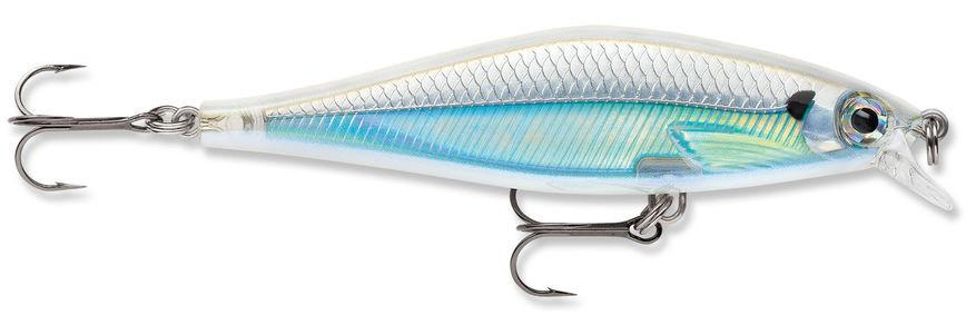 Rapala Shadow Rap Shad Albino Shiner