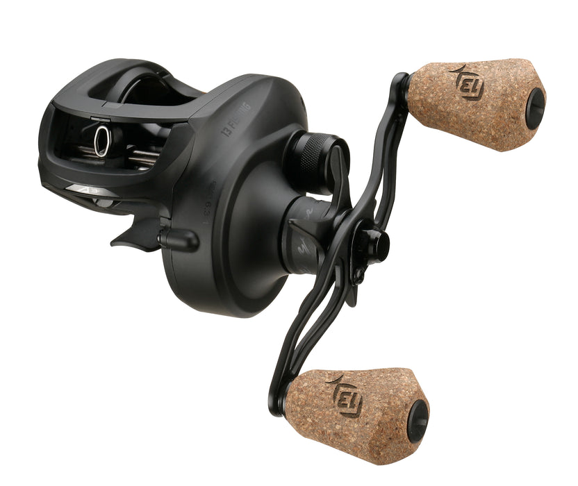 13 Fishing Concept A3 Gen II 6.3:1 RH Casting Reel Right Hand Bait Caster