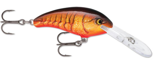 Rapala Shad Dancer Crankbait Dark Brown Crawdad