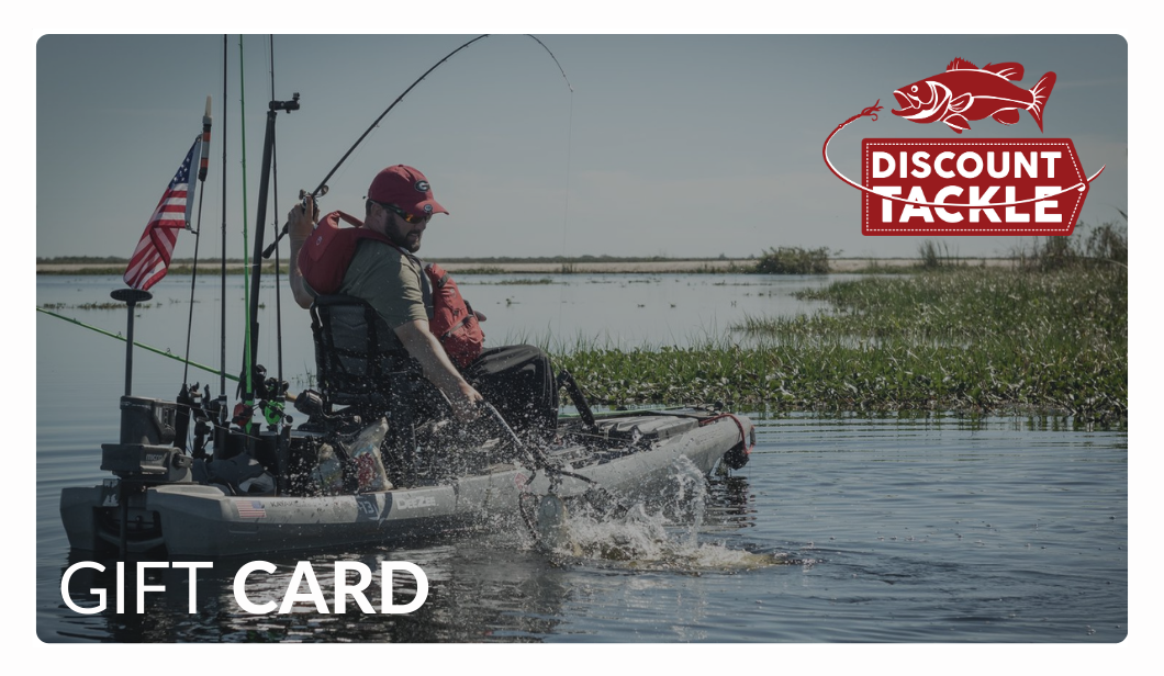 Discount Tackle Gift Card