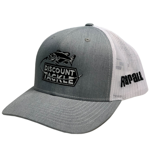 Discount Tackle Richardson 112 Logo Trucker Cap