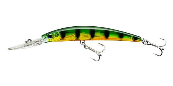 Yo-Zuri Crystal 3D Minnow Floating Deep Diver Trolling Lure