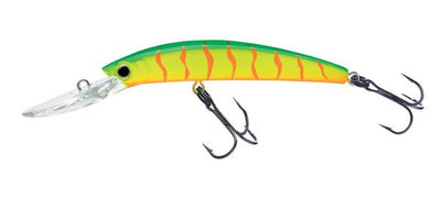 Yo-Zuri Crystal Minnow Deep Diver Walleye Trolling Minnow Lure