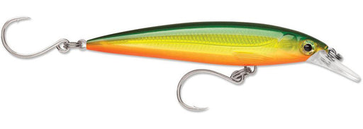 Rapala SXRL12 X-Rap Long Cast 4 3/4 inch Slashbait Albino Shiner