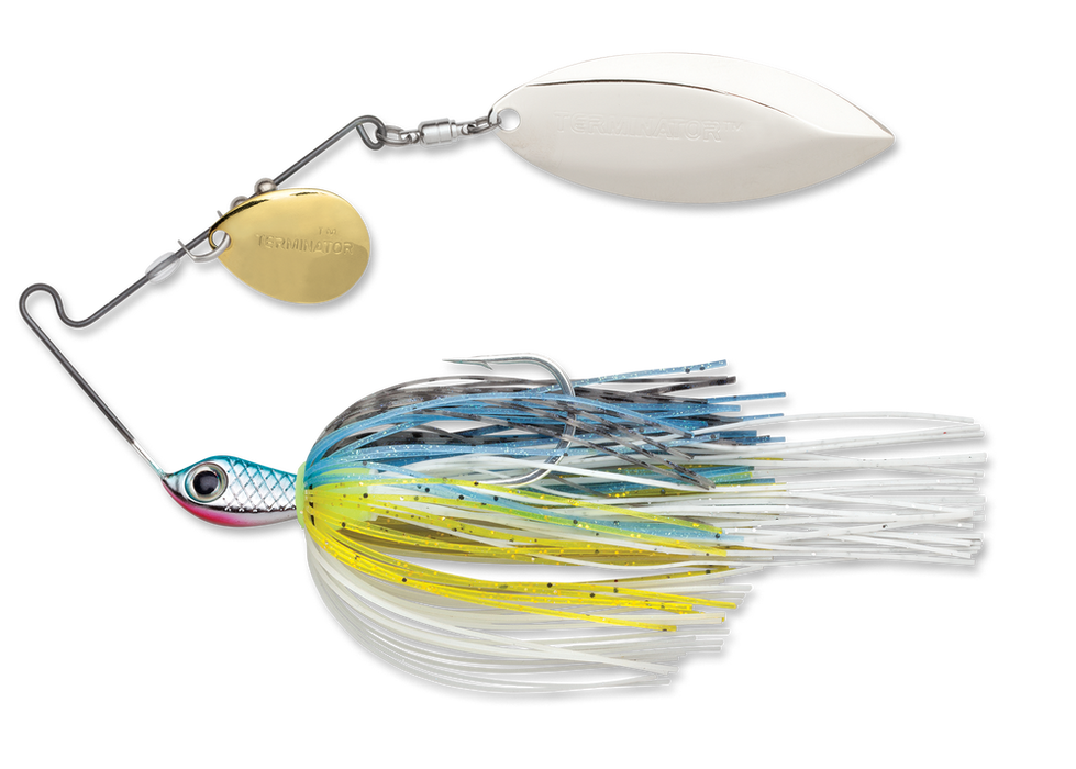 Hot Shad Gold Nickel