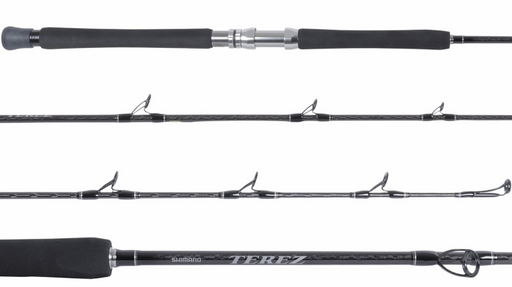 Shimano Terez Conventional Saltwater Casting Rods