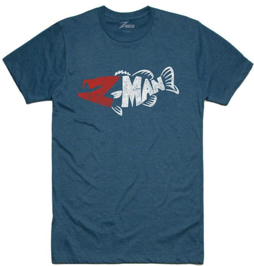 Z-Man Bass TeeZ Short Sleeve T-Shirt