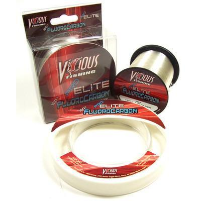 Vicious Pro Elite Fluorocarbon Fishing Line 200 Yards 4 LB