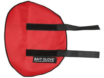 "The Rod Glove Bait Glove 6"" Red"