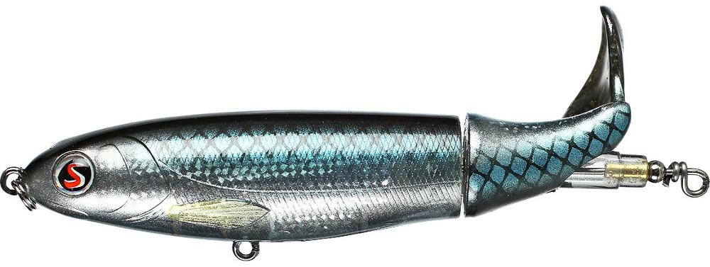 River2Sea Larry Dahlberg Whopper Plopper 110 Blue Blood