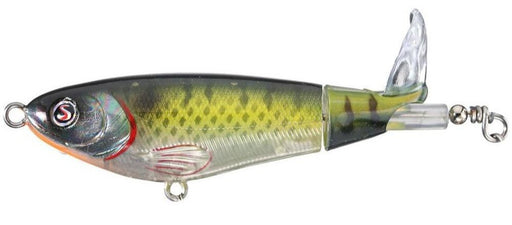 River2Sea Larry Dahlberg Whopper Plopper 90 Topwater Lure Abalone Shad