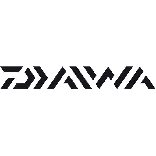 "Daiwa Vector Logo Boat Decals White 18"" X 2.6"""