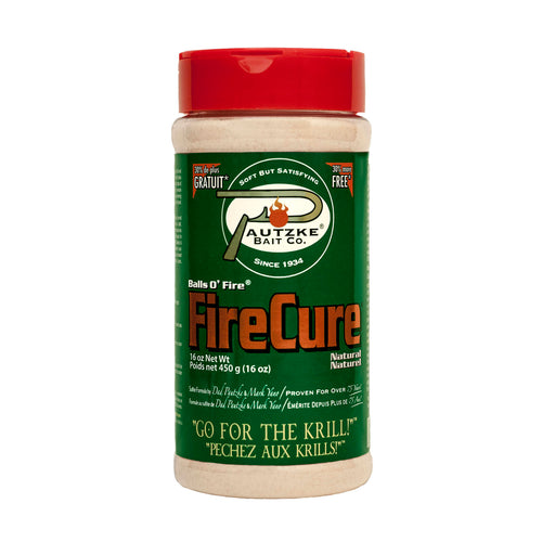 Pautzke Bait Co. Fire Cure 16 oz.