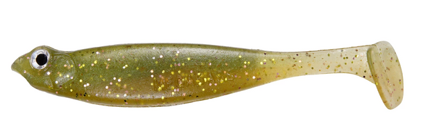 Megabass Hazedong Shad 3 inch Paddle Tail Swimbait
