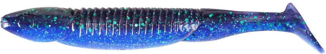 Reaction Innovations Skinny Dipper 5 inch Soft Paddle Tail Swimbait