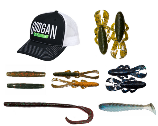 Googan Baits Largemouth Bass Kit