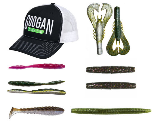 Googan Baits Smallmouth Bass Kit
