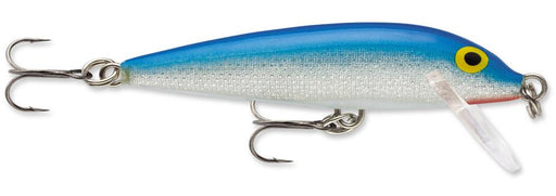 Rapala Countdown CD9 3 1/2 inch Balsa Minnow Blue