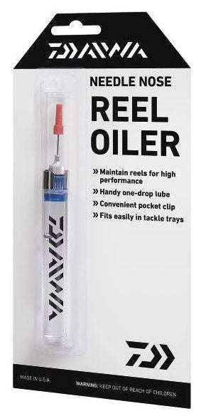 Daiwa Needle Nose Oiler and Reel Oil