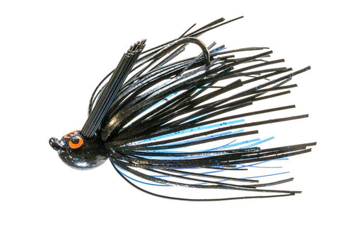 Z Man CrossEyeZ Power Finesse Jig 1/4 oz. Black/Blue