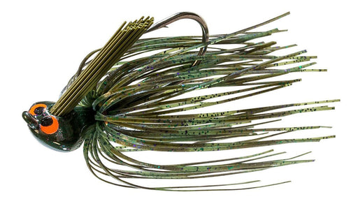 Z Man CrossEyeZ Flipping Jig 5/8 oz. Black/Blue
