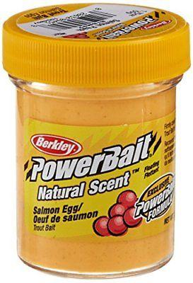 Berkley PowerBait Natural Scent Trout Bait 1.75 oz. Jar