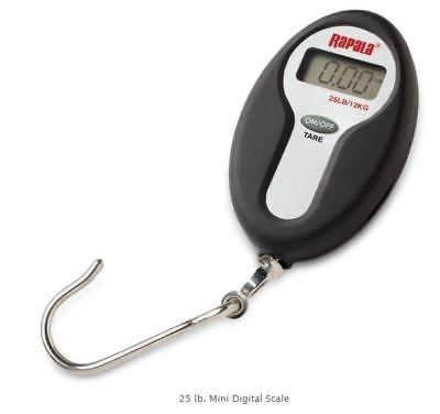 Rapala Mini Digital Fish Scale 25 lb