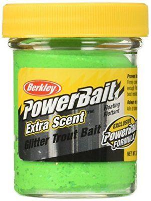 Berkley PowerBait Glitter Trout Bait 1.75 oz. Jar Captain America